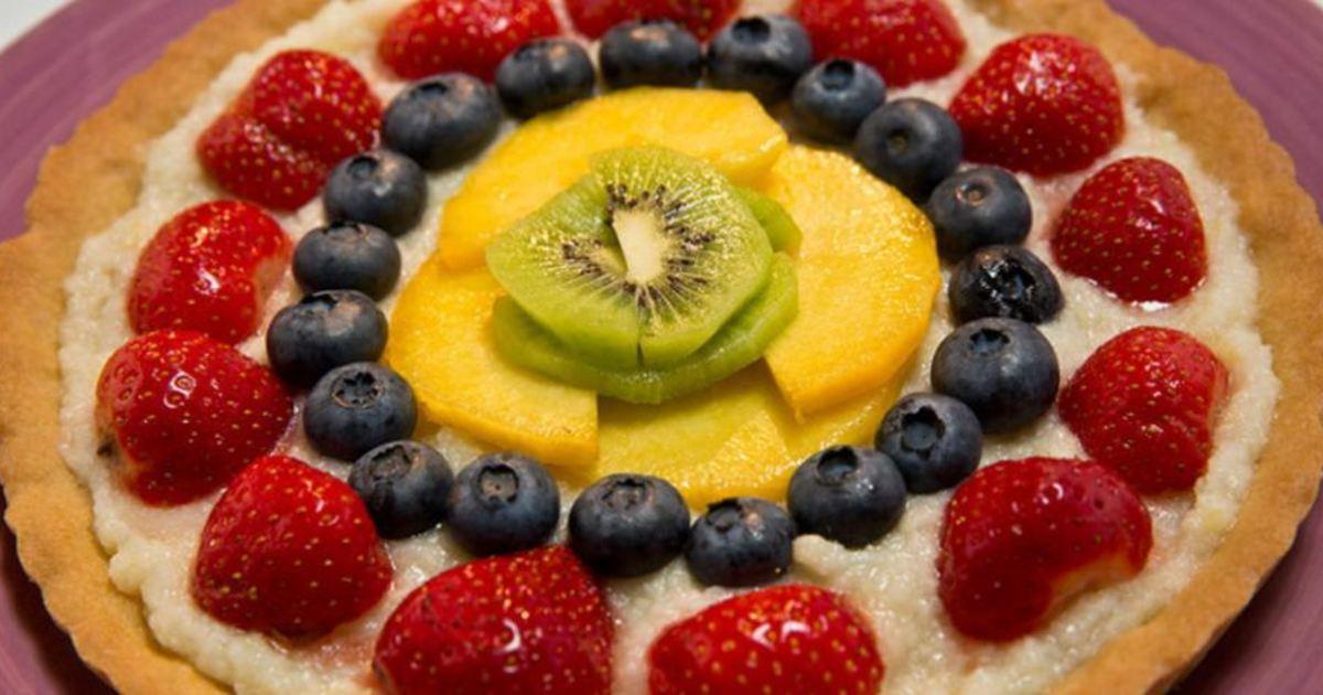 заметно рецепт фруктовой пиццы с фото пошагово любое знакомство