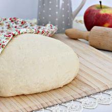 Рецепт Сдобного теста для пирогов дрожжевое
